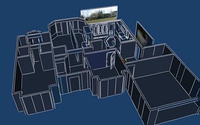 فصل 6: طراحی داخلی با استفاده از اسکچاپ